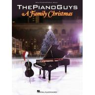 THE PIANO GUYS:A Family Christmas - for Piano and optional Cellos