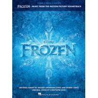 迪士尼系列 Frozen - Music from the Motion Picture Soundtrack