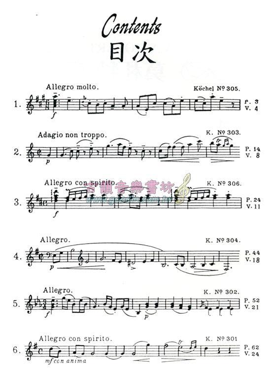 奏鸣曲no283结构图