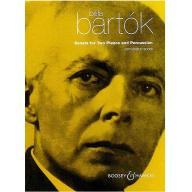 Bartok: Sonata for Two Pianos and Percussion