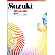 Suzuki Piano School 鈴木鋼琴教本 3
