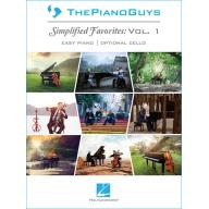 THE PIANO GUYS:Simplified Favorites, Vol. 1