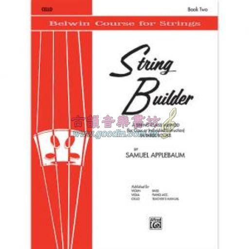 String Builder,【Cello】Book 2