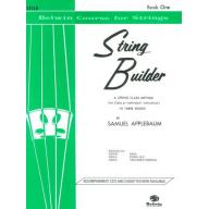 String Builder,【Cello】Book 1