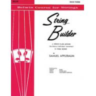 String Builder,【Cello】Book 3