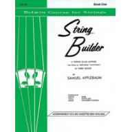 String Builder, Book I for Violin (Alfred)