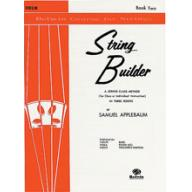 String Builder, Book II for Violin (Alfred)