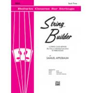 String Builder, Book III for Violin (Alfred)