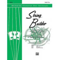 String Builder, Book I for Viola (Alfred)