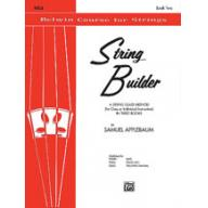 String Builder, Book II for Viola (Alfred)