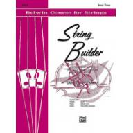 String Builder, Book III for Viola (Alfred)