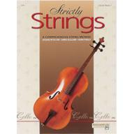 Strictly Strings,【Cello】Book 1
