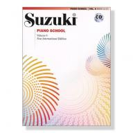Suzuki Piano School 鈴木鋼琴教本 6 (書+CD)