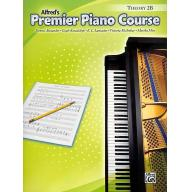 Alfred Premier Piano Course, Theory 2B