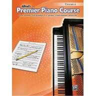 Alfred Premier Piano Course, Theory 4