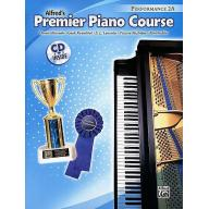 Alfred Premier Piano Course, Performance 2A + CD