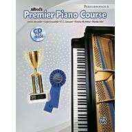 Alfred Premier Piano Course, Performance 6 + CD