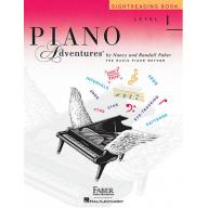 Faber Piano Adventures- Sightreading - Level 1