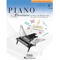 Faber Piano Adventures- Sightreading - Level 2A