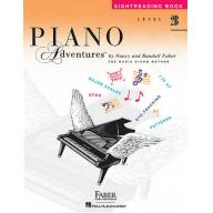 Faber Piano Adventures- Sightreading - Level 2B