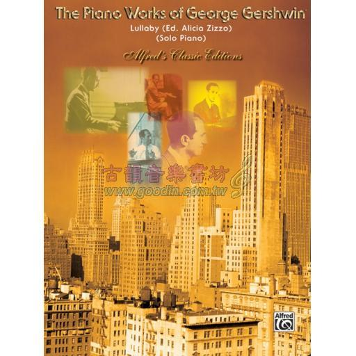 THE PIANO WORKS OF GEORGE GEIRSHWN Lullaby
