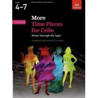 ABRSM  More time pieces for Cello G4-7 Vol.2