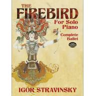 Igor Stravinsky The Firebird for Solo Piano