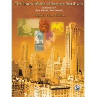 THE PIANO WORKS OF GEORGE GEIRSHWN Concerto in F