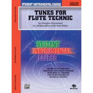 Student Instrumental Course: Tunes for Flute Techn...