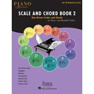 【Faber】Piano Adventure – Scale and Chord Book 2