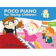 (POCO Piano)Poco Piano for Young Children, Book 4