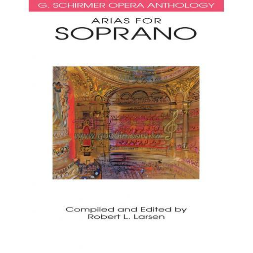 ARIAS FOR SOPRANO