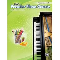 Premier Piano Course, Notespeller 2B