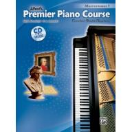 Premier Piano Course, Masterworks 5 +CD