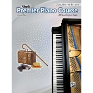 Premier Piano Course, Jazz, Rags & Blues 6
