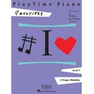 PLAYTIME® PIANO FAVORITES Level 1