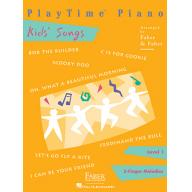 PLAYTIME® PIANO KIDS' SONGS Level 1