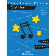 PLAYTIME® PIANO POPULAR Level 1