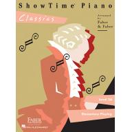 SHOWTIME® PIANO CLASSICS Level 2A