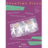 SHOWTIME® PIANO KIDS' SONGS Level 2A