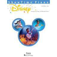 SHOWTIME® PIANO DISNEY Level 2A