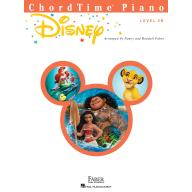 CHORDTIME® PIANO DISNEY Level 2B