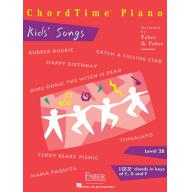 CHORDTIME® PIANO KIDS' SONGS Level 2B