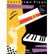 CHORDTIME® PIANO RAGTIME & MARCHES Level 2B