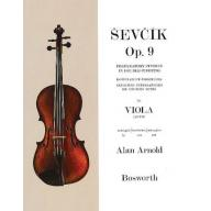 Ševčík for Viola Op.9