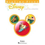 BIGTIME® PIANO DISNEY Level 4