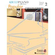 【Faber】Adult Piano Adventures – Popular Book 2