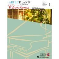 【Faber】Adult Piano Adventures – Christmas Book 1