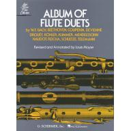 Album of Flute Duets for Two Flutes
