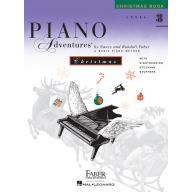 Faber Piano Adventures CHRISTMAS BOOK Level 3B